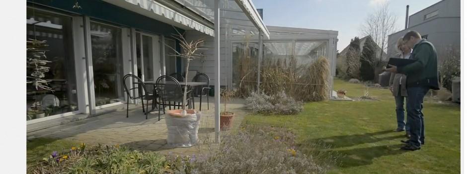 Video über Gartenplanung