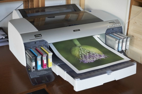 Fine-Art-Printer bis A2